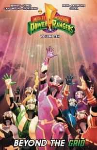 Mighty Morphin Power Rangers TP V10