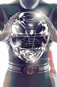 Mighty Morphin Power Rangers #45 CVR B Foil Montes