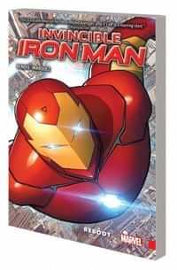 Invincible Iron Man TP 2016 TP Reboot