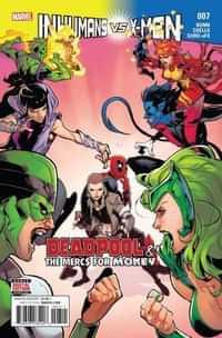 Deadpool and Mercs for Money #7