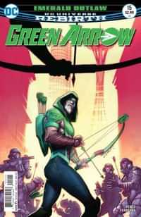 Green Arrow #15 CVR A