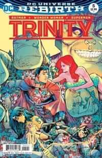 Trinity #5 CVR A