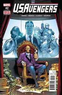 US Avengers #2