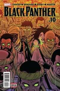 Black Panther #10