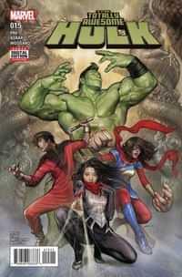 Totally Awesome Hulk #15