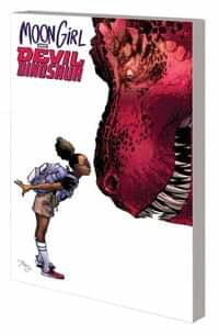Moon Girl and Devil Dinosaur TP BFF