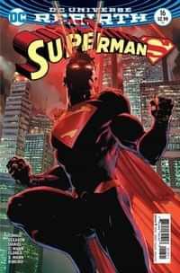Superman #16 CVR B