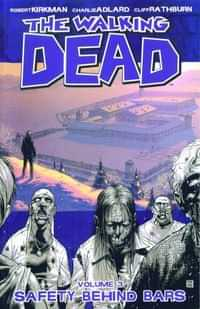 Walking Dead TP Safety Bars
