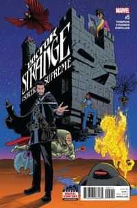 Dr Strange SS #5 (Sorcerers Supreme)