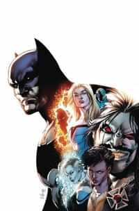 JLA One-Shot Rebirth CVR A