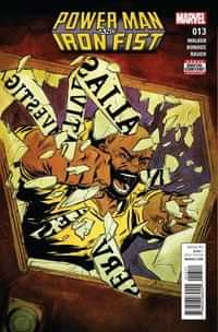 Power Man and Iron Fist #13