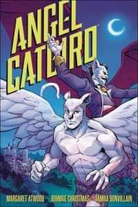 Angel Catbird HC Castle Catula