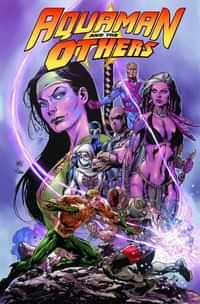 Aquaman and the Others TP Alignment Earth