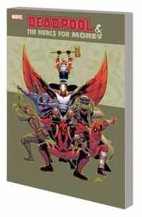Deadpool TP Deadpool and Mercs for Money V1