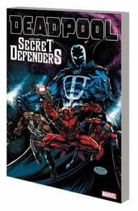 Deadpool TP Deadpool and Secret Defenders