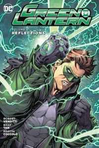 Green Lantern TP New 52 Reflections