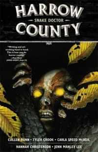 Harrow County TP Snake Doctor