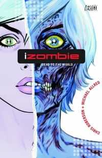 Izombie TP Dead to the World