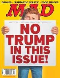 Mad Magazine #544