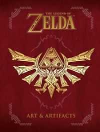Legend of Zelda HC Arts and Artifacts