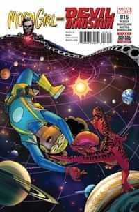 Moon Girl and Devil Dinosaur #16