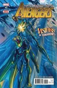 Avengers v6 #5