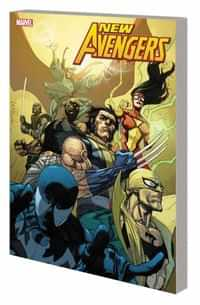 New Avengers TP Bendis Complete Collection V3