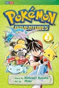Pokemon GN Adventures Red Blue