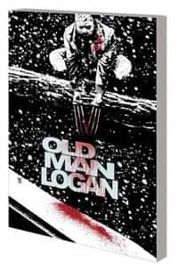 Wolverine TP Old Man Logan Bordertown