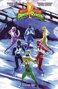 Mighty Morphin Power Rangers TP V2