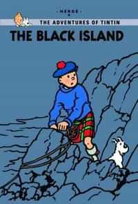 Tintin GN Black Island