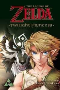 Legend of Zelda GN Twilight Princess V1