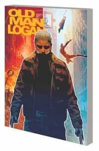Wolverine TP Old Man Logan Berzerker