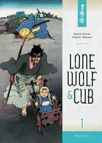 Lone Wolf and Cub Omnibus TP V1