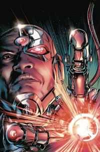 Cyborg TP Rebirth the Imitation of Life