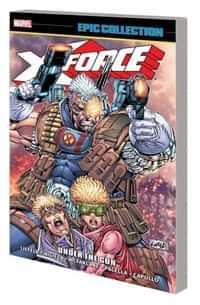 X-Force TP Epic Collection Under Gun
