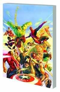 Marvel Super Heroes Secret Wars TP