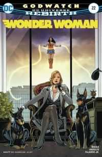 Wonder Woman #22 CVR A