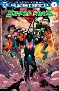 Super Sons #4 CVR A
