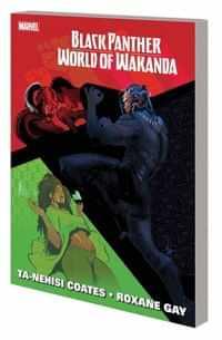Black Panther TP World of Wakanda V1