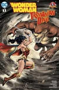Wonder Woman Tasmanian Devil Special CVR A