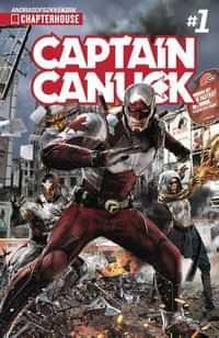 Captain Canuck 2017 #1