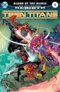 Teen Titans #10 CVR A