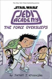 Star Wars HC Jedi Academy Force Oversleep