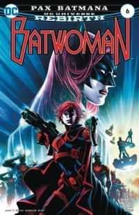 Batwoman #6 CVR A