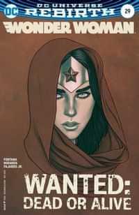 Wonder Woman #29 CVR B