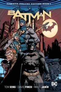 Batman HC Rebirth Deluxe Collection V1