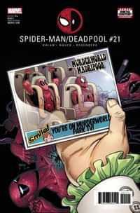 Spider-Man Deadpool #21