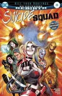 Suicide Squad #25 CVR A
