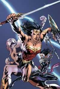 Wonder Woman #31 CVR A